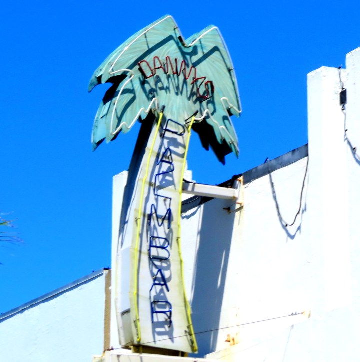 Danny's #palm Bar and Grill