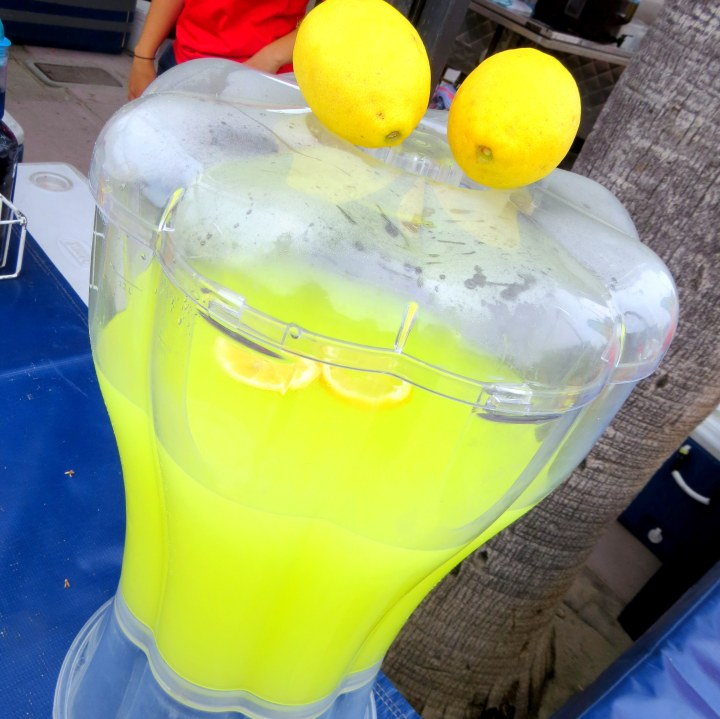 #lemonade 1