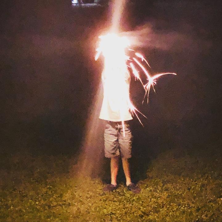 #sparklers 3