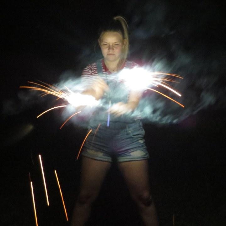 #sparklers 4